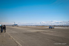 Follow me (patoche21) Tags: nikon d80 18200mm tadjikistan tajikistan douchanbé dushanbe aéroport airport asiecentrale centralasia tupolev voyage travel aircraft avion airliner tarmac airplane nikonpassion tu134 patrickbouchenard airline airway taxiway
