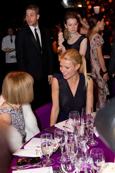 gwyneth paltrow, anna wintour