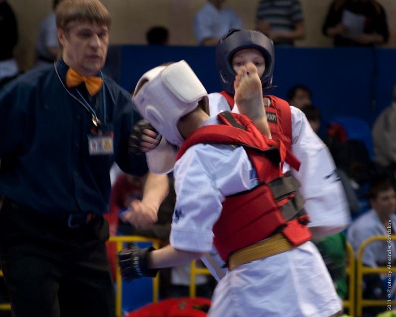 Russian Championship IKO, Moscow 2011 © Photo by Alexander Kondakov