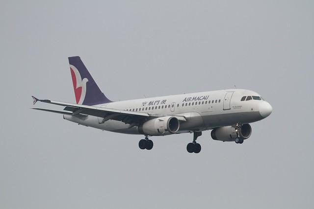 Air Macau A320