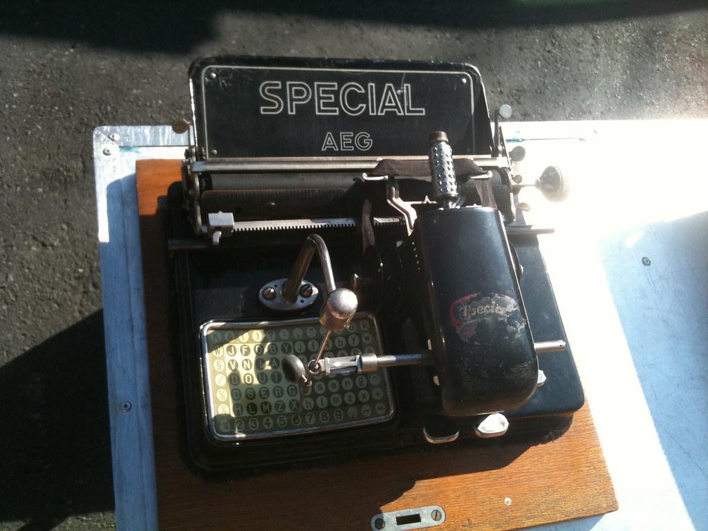 index typewriter