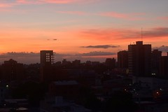 "As amanece Barquisimeto.  ""Entonces te levantas, caminas a la ventana para tomar la primera bocanada de aire y.... showtime"" At home. 6.15am. ----------------------------------------------. @jdputignano  ----------------------------------------------. # (josdputignano) Tags: home sunsetporn maanero highsociety amanecer onfire nikkor goodvibe athome morning instalovenezuela epaguaro sky sunsetmadness sunset elnacionalweb iglara sunrise barquisimeto nikonvzla nikon sunsetlover"