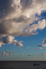 (laura sinapi) Tags: pantelleria cielo clouds nuvole sky sea mare