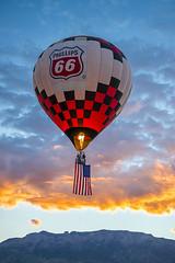 Balloon Fiesta Sunrise, Albuquerque, New Mexico. (pedro lastra) Tags: albuquerque balloon fiesta new mexico usa colors clouds
