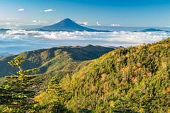 2016 Autumn Fuji (shinichiro*) Tags:    jp 20160927ds39446 2016 crazyshin nikond4s planart1450zf fuji  yamanashi japan cloud      september autumn