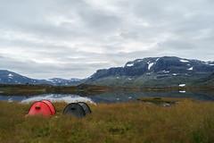 Haukeli (Jostein Nilsen Photography) Tags: haukeli haukeliseter telemark lake tents autumn