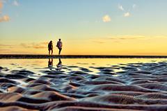 Sunset Stroll (Jason Connolly) Tags: sunset blackpool blackpoollandscapes lancashire nwengland