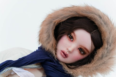 (aEthEr hEad) Tags: ball asian doll bjd commission abjd aesthetics jointed faceup zephiroth