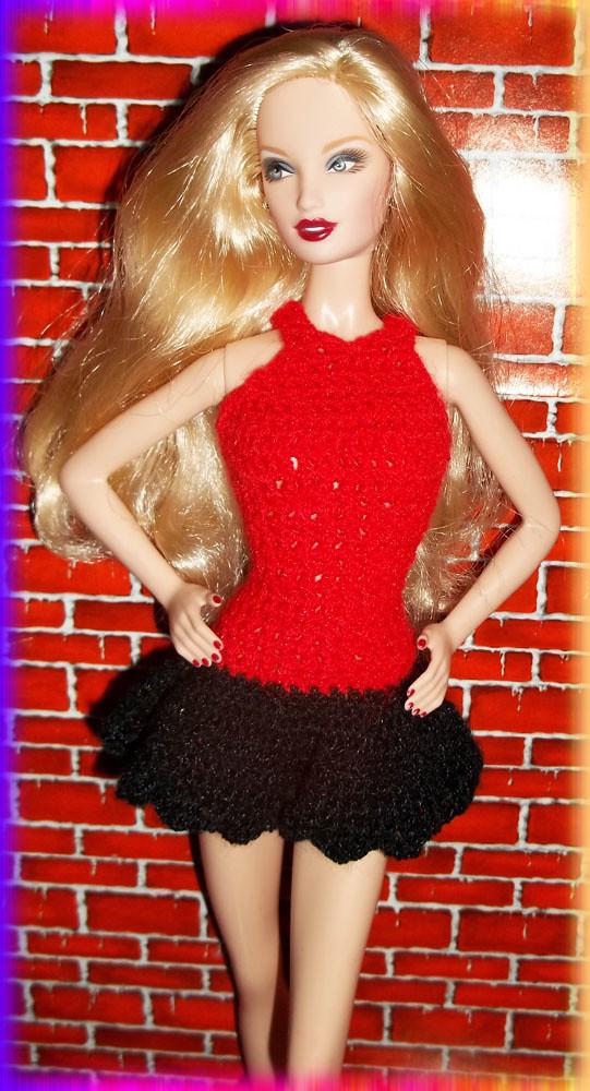 crochet para muñecas barbies en español?   Yahoo Respuestas