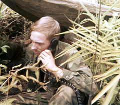 Sit Rep (eks4003) Tags: danger hall war peace hawk d dove vietnam charlie jungle marines 1970 roger vc marinecorps patrol grunt nam rto nva recon oohrah radioman elementsorganizer