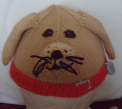 Labrador (Impression-Knits) Tags: dog dogs knitting labrador hats knitted