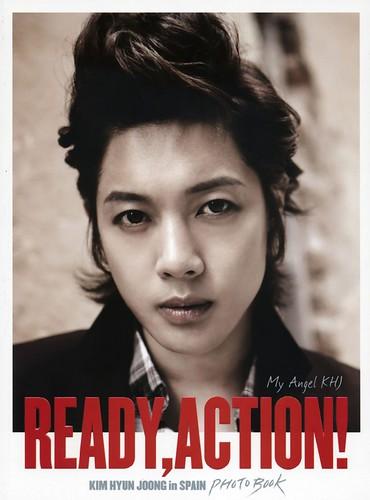 """Kim Hyun Joong """"Ready, Action!"""" Spain Photos Collection 2"""