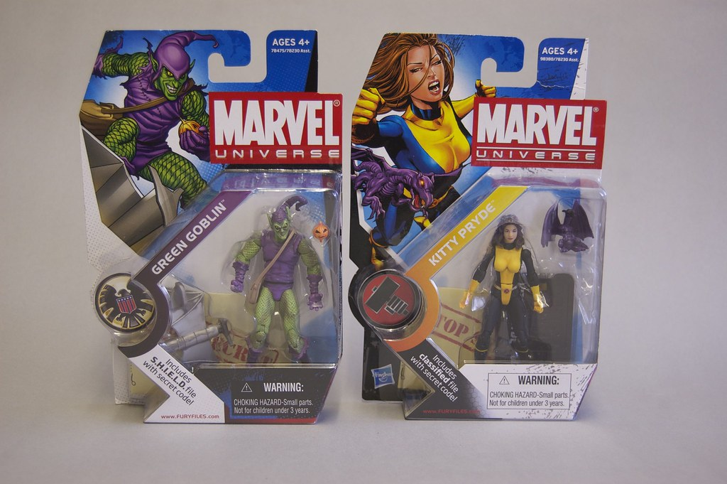 Marvel Haul
