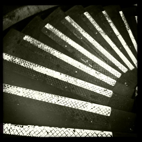 Russel Square stairs