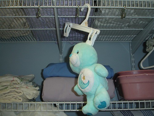 Stuffed Animal Hang Dry
