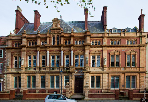 Bristol - Queen Square House