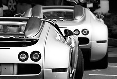 Grand Sports (GHG Photography) Tags: auto california bw motion cars car sport speed silver french photography blackwhite italian grand automotive olympus carmel pebblebeach 164 desaturated expensive bugatti rare exclusive supercar fastest eb sportscar horsepower 1001 veyron ettore mostexpensive hypercar e520 ghgphotography