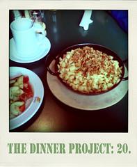 the dinner project: kw 4 (zwergenprinzessin) Tags: food dinner skiing htte kche weekly kochen schifahren mahlzeit 2011 kasnockn hinterstoder poladroid hss dailydinner thedinnerproject 2011january