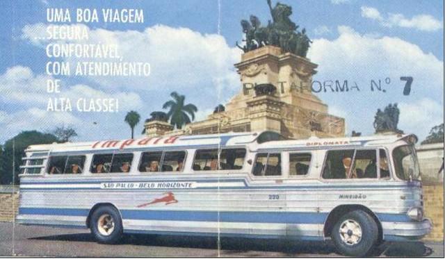 Passagem de da Impala Auto Ônibus
