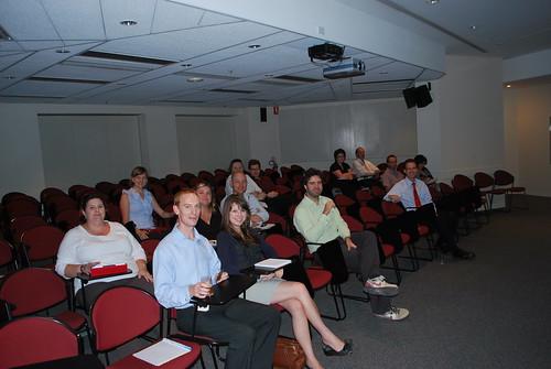 Digital democracy seminar Adelaide