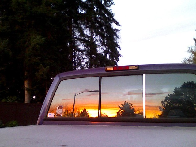 Bellevue Sunrise - 2/2/2011