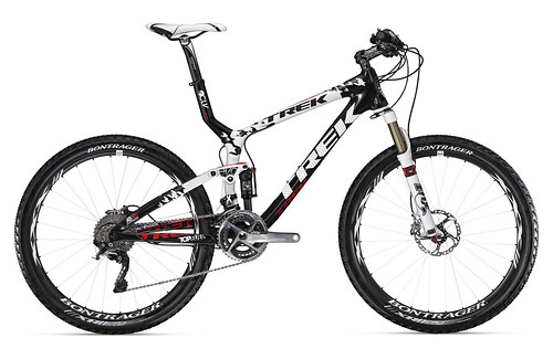 Trek Top Fuel - the Official Bike of the 2011 WORS Season
