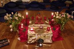 Amitaba shrine