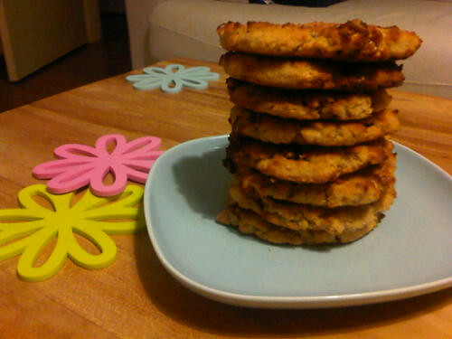 Apple cinnamon cookies