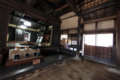 Dirt floor / () (TANAKA Juuyoh ()) Tags: house home architecture japanese design high ancient folk farm interior traditional style hires resolution 5d hi residence res  ibaraki markii   joso          sakano  canonef14mmf28liiusm