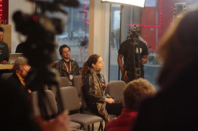 IFFR 2011: Critics' Talk: Olivier Masset-Depasse