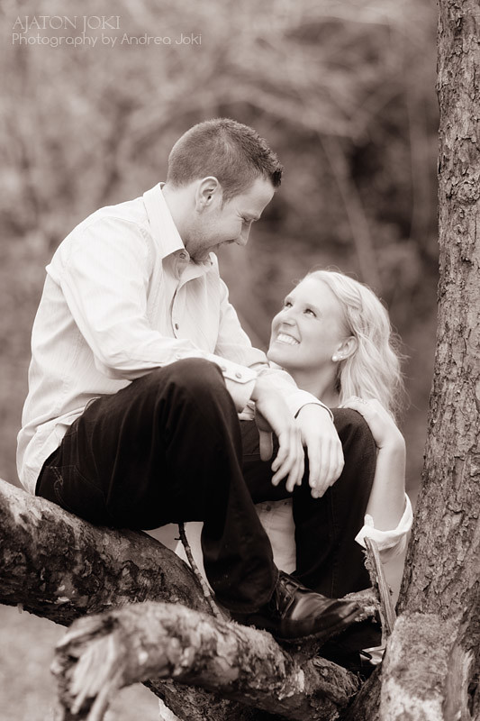 gig harbor tacoma seattle engagement couple