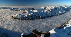 Chamonix Panoramic (mattharvey1) Tags: snow snowboarding skiing panoramic chamonix frenchalps aiguilledumidi chamonixvalley 1855mmf3556gii