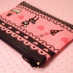 Fawn Over This Card Case/Coin Purse