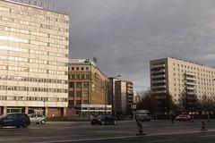 An der Karl-Marx-Allee (lt_paris) Tags: berlin alexanderplatz karlmarxallee landsbergerallee ltparis
