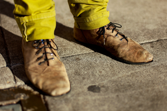 mustard_shoes - san francisco street fashion style