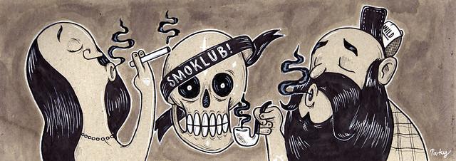 smoke club