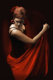 Flamenco of Elegance