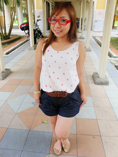 Singapore Lifestyle Blog, nadnut, Bunny top, Easter outfits