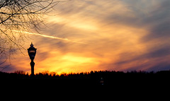 Con Trail-0027 (Bill Pawlitzki) Tags: winter sunset ontario tower photo nikon flickr kitchener trail most ever pioneer con viewed 8800