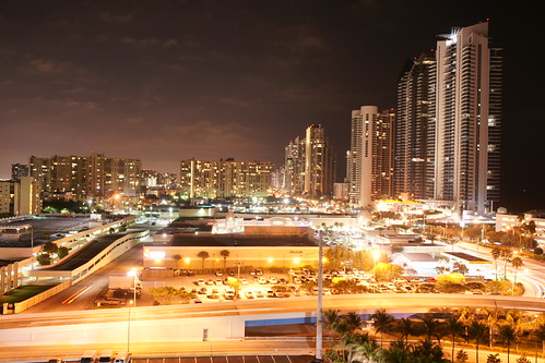 Miami de Noche Foto 3
