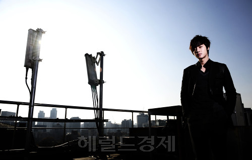 Kim Hyun Joong Herald Media Interview