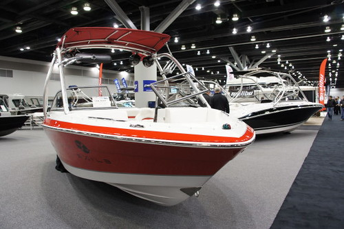 Vancouver Boat Show 2011 Pleasure Craft, Yacht, Sail Boat, GPS & Marine Navigation
