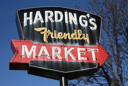 Calhoun County Mi. Calhoun County, MI middot; Hardings Market Sign: Plainwell, MI