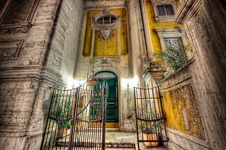 A Gateway To The Past - (HDR Rome, Italy)