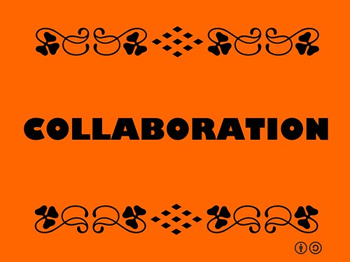 Buzzword Bingo: Collaboration = To work by planeta, on Flickr