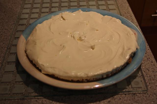 Lemony Cheesecake..