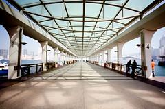 Pier #3 (- Dolce Vita -) Tags: leica fuji voigtlander m6 15mm heliar superwideheliar pro400h superwideheliarii