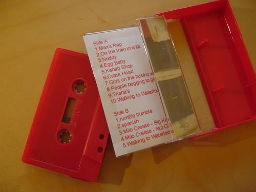 cassette view