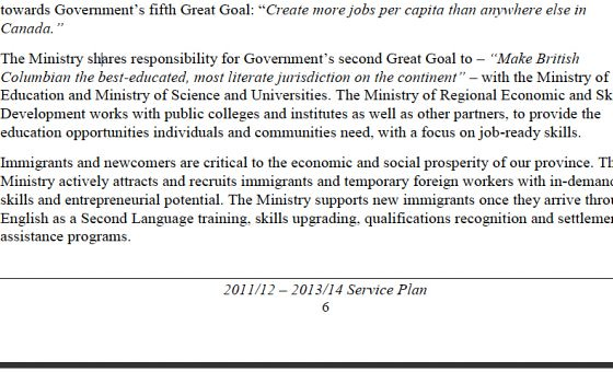 Skills development ministry leads by example
