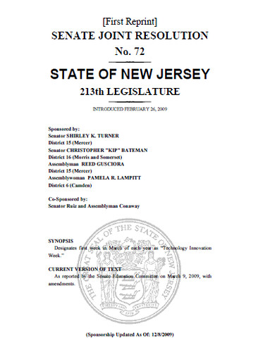 TIW legislation